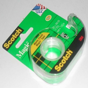 Scotch Magic Tape – 105 3/4″