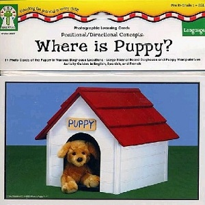 Where Is Puppy?