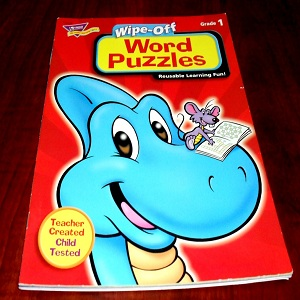 Wipe-Off World Puzzles