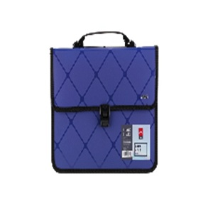Brief Case in Blue, Red, Black, Grey