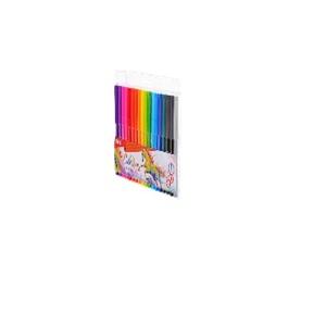 DELI Felt Pens in Variou Colors