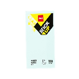 DELI Sticky Notes in 4 Color