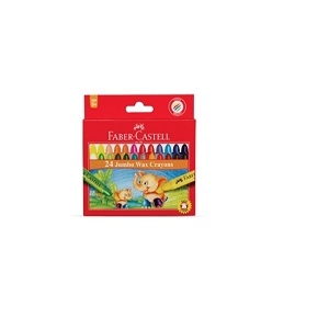 Excellent Faber Castell Wax Crayons